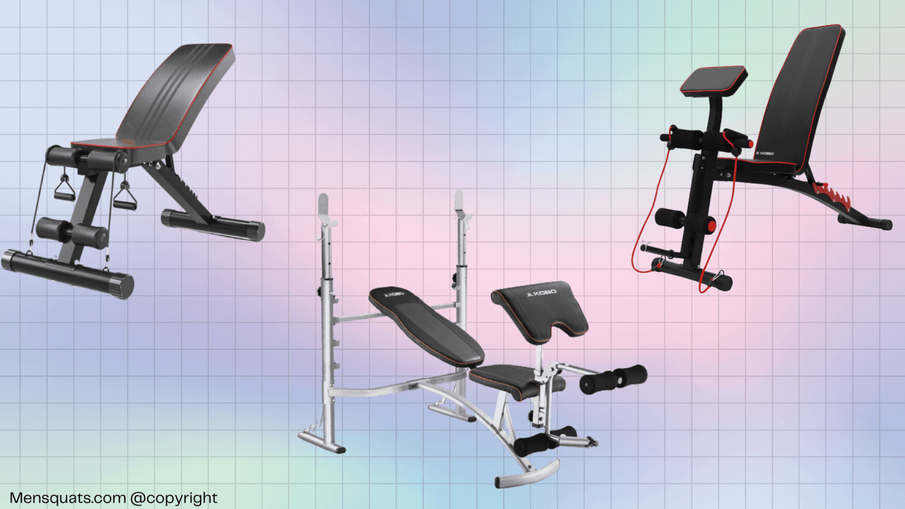Best adjustable weight bench for home gym India