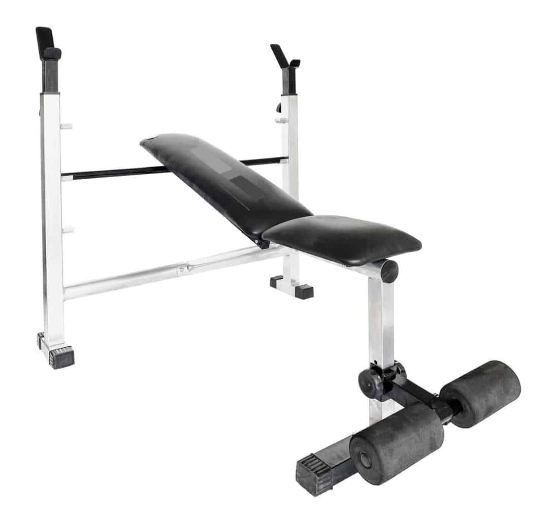 National Bodyline Weight Lifting Home Gym Multipurpose Fitness Bench Incline Flat Bench Press Multi Bench