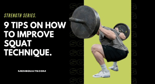 9 tips on how to improve squat form