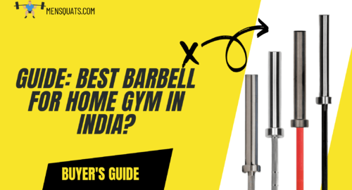 Best barbell for home gym india
