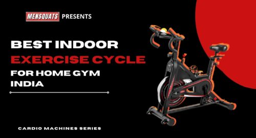 Best-indoor-exercise-cycle-in-India-for-home-gym-use