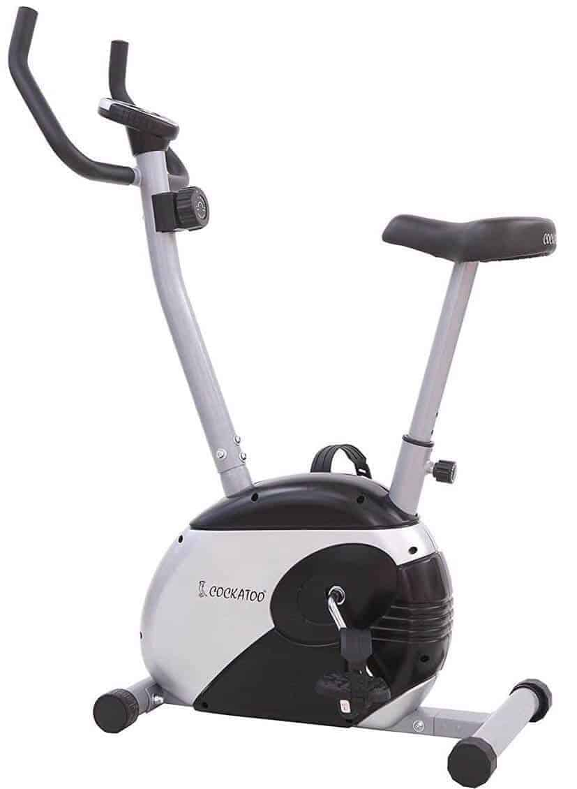 Cockatoo CUB 01 Smart Series Magnetic Exercise Bike for Home GymUpright Bike